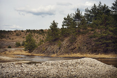 River and pines (kana movana) Tags: zlatibor serbia srbija river mountain forest pines pine spring neture outdoor landscape d800