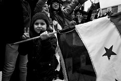 . (Thorsten Strasas) Tags: 6thanniversary bascharalassad basharalassad berlin botschaft brandenburggate brandenburgertor diktator fahne flagge idlib kundgebung mitte opposition schild schwarzweiss syria syrien transparent usa banner chemicalweapons dictator embassy flag gasattack proassad rally regime revolution sign victorysign germany de
