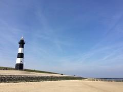 Breskens Lighthouse (mforjan) Tags: beach lighthouse zeeuws flandern breskens nederland zeeland