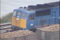 Waterford 8113 cements 14oct03 from video a (Ernies Railway Archive) Tags: waterfordstation 8113 nir ir ie irishrail