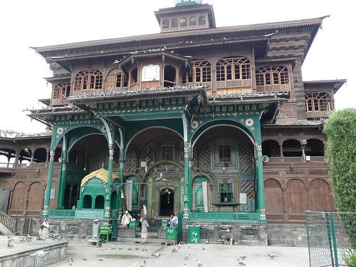 Khanqa Shah Hamdan Srinagar (8)