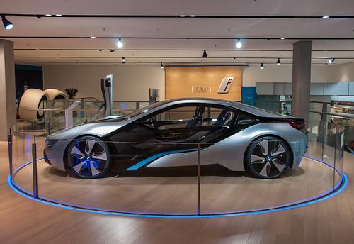 BMW Welt.  München, Germany