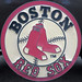 Bost Red Sox - squared circle
