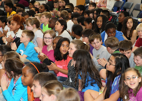 Arnn Elementary students celebrate Earth Day