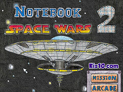 塗鴉太空大戰2(Notebook Space Wars 2)
