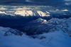 Cervino #3 (twoeye) Tags: leica blue italy white mountains alps fog clouds sunrise sony hauteroute 12890 a7r teleelmarit90 teleelmaritm rifugioguidedelcervino ilce7r