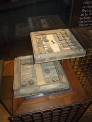 17th century backgammon