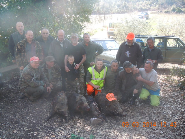 chasse cabasse fermeture 2014