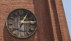 Clock, San Francisco (chloe & ivan) Tags: sanfrancisco ca dayofthedonut