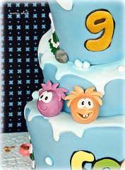 Club Penguin - 2 (mery shik) Tags: club penguin topsyturvy puffle