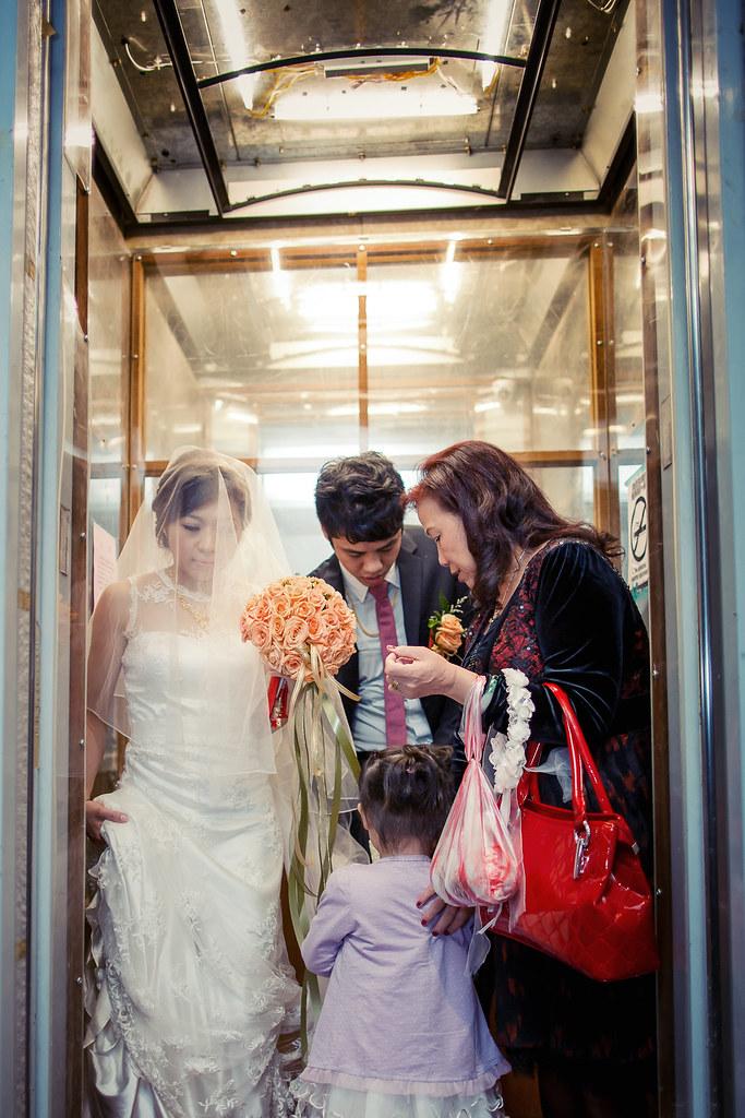 士銘&睿芯Wedding-069
