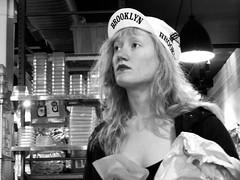 Williamsburg, Brooklyn, NY / May, 2014 (STREET MASTER) Tags: street blackandwhite blackwhite candid arcade streetphotography williamsburgbrooklyn streetphotographer streetcandid candidstreet candidstreetphotography streetmaster vivianmaierstyle chrisrichey