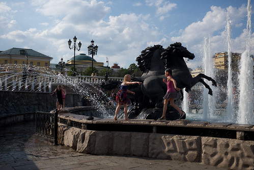 Kids Playing in a hot day/  ©  Still ePsiLoN