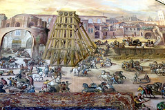 """Erezione dell'obelisco in piazza San Pietro • <a style=""""font-size:0.8em;"""" href=""""http://www.flickr.com/photos/89679026@N00/14128202930/"""" target=""""_blank"""">View on Flickr</a>"""