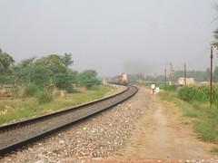 LDH WDG3A Ganganagar Delhi Intercity express (sukhwindersinghmalout11) Tags: ldh tra intercity superfast pakki ganganagar wdg3a