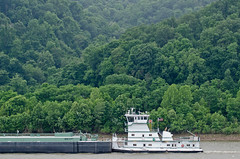 RANDY J ADAMS (Joe Schneid) Tags: kentucky transportation louisville towboat inlandwaterway inlandwaterways americanwaterways ohiorivermile619 blesseymarine randyjadams