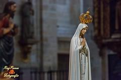 Visita de la Imagen de la Virgen Peregrina de Fátima a la Santa Iglesia Catedral de San Salvador de Oviedo, Asturias. España. (RAYPORRES) Tags: españa asturias oviedo junio 2014 catedraldeoviedo principadodeasturias virgendefátima catedraldeelsalvador hermandaddelosestudiantesdeoviedo apostoladomundialdenuestraseñoradefatima virgenperegrinadefatima