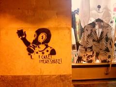 I care - I mean share (Jrgo) Tags: streetart stencil frankfurt care share frankfurtammain bockenheim ffm streetartfrankfurt frankfurtbockenheim streetartgermany leipzigerstrase streetartffm streetartbockenheim
