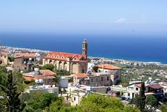 Sur les hauteurs de Kyrenia