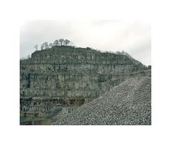 antimonument08 (Stevesegz) Tags: mamiya film rock project garden portra quarry 160 rz67