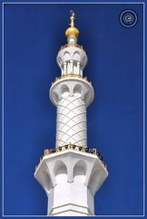 Abu Dhabi, United Arab Emirates (Wioletta Ciolkiewicz) Tags: city minaret capital ciudad mosque arabic abudhabi emirate unitedarabemirates citt zea miasto stolica wiea sheikhzayedbinsultanalnahyan meczet emiratiarabiuniti  emiratosrabesunidos sheikhzayedgrandmosque  uaezjednoczoneemiratyarabskie wiolettaciolkiewicz