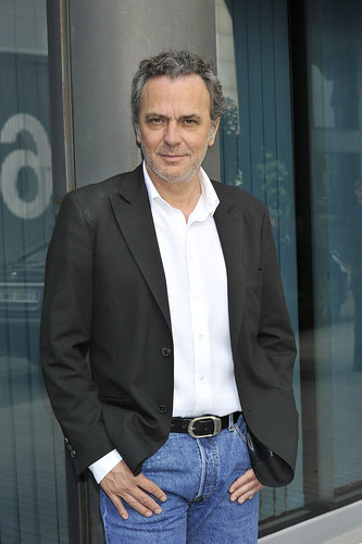 """José Coronado en la presentación de """"El Príncipe"""""""