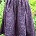Handmade Colette Patterns Zinnia Skirt