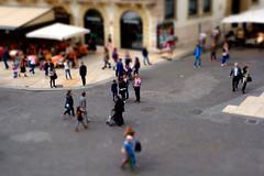Piazza Bra - Verona (Guido Havelaar) Tags: italien italy italia verona veneto italiantourism italiaturismo
