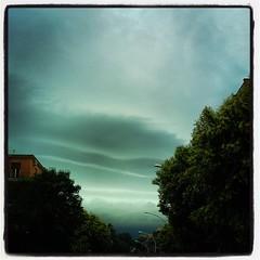 Disegni di nuvole (falco di luna) Tags: travel rome roma clouds nuvole viaggi cloudporn instagram instatravel