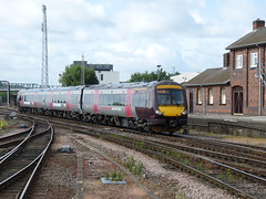 170636 Derby (Beer today, red wine tomorrow.....) Tags: derbyshire derby dmu class170