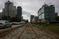 Closed Tracks (pasa47) Tags: june europe poland warsaw easterneurope warszawa pl 2014 masovianvoivodeship