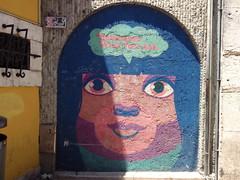 remember who you are (aestheticsofcrisis) Tags: street urban streetart art portugal graffiti mural europe lisboa lisbon urbanart intervention guerillaart muralism