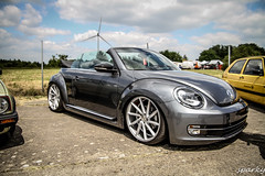 IMG_5789 (sparkyvw) Tags: show car vw volkswagen euro days audi airfield 2014 bagged worldcars vwdays vwdays2014