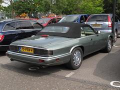 1996 Jaguar XJS convertible (davocano) Tags: brooklands 75psn4