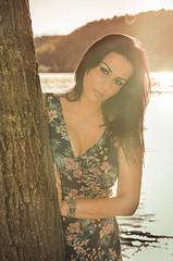 (--=PaRa74=--) Tags: sunset portrait blur sexy girl beauty portraits model nikon bokeh outdoor models lingerie ritratti ritratto fillin outdoorport