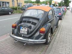 VW Beetle 1303 (v8dub) Tags: auto old classic car vw bug germany volkswagen deutschland automobile beetle automotive voiture cox oldtimer bremen oldcar allemagne collector käfer coccinelle kever fusca wagen pkw klassik 1303 worldcars