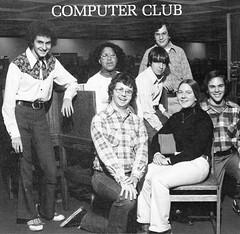 highschool computer club 1976 (Al Q) Tags: club computer highschool 1976