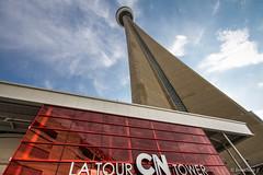The CN Tower1 (bonacherajf) Tags: toronto canada tower cn tour