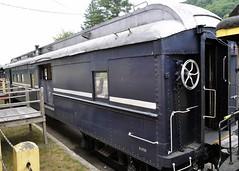 Durbin, West Virginia (22 of 26) (Bob McGilvray Jr.) Tags: railroad train coach scenic tracks westvirginia speeder switcher durbin durbingreenbriervalleyrailroad