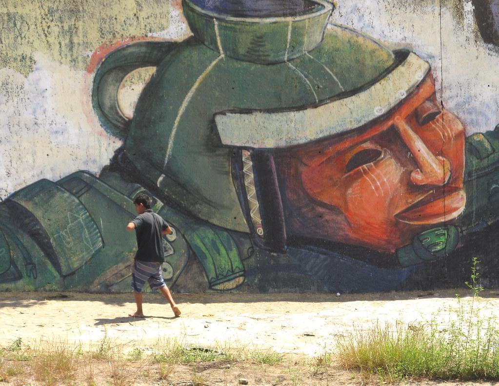 injustichia tags graffiti injusticia monumental muralismo colihue