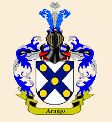 Brasão da Família Araújo