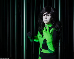 14 (Weiman) Tags: anime costume play kim cosplay convention possible costuming con shego