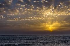 San Vito Lo Capo (Normann Photography) Tags: sea summer italy holiday seascape sol del solares de landscape agua tramonto nuvola paisaje cielo di sicily rayo sole  puesta acqua  sunbeam  libre nube marino sicilia paesaggio    raggi  rayos sanvitolocapo  raggio     allaperto        bestofitaly       tyrrheniensea paniniconpanelle