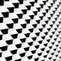 Zig and Zag (@noutyboy (Instagram)) Tags: abstract holland macro canon europe utrecht pattern nederland thenetherlands 100mm thewall patronen leidserijn patroon canon100mm eos550d noutyboy