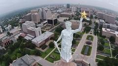 Austin_07192014 (15) (Walker the Texas Ranger) Tags: lady austin liberty texas capital goddess quad capitol dome uav drone uas quadcopter