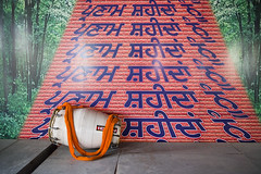 Dholak (Shubh M Singh) Tags: music india nu drum folk percussion north musical instrument punjab dholki dholak pranam shaheedan