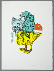 Home - KLT (klt:works) Tags: show art screenprint gallery printmaking serigraph anchorartspace
