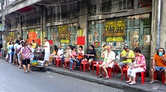 Bangkok, streetview. (Stphanie`s dad) Tags: