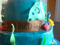 Finding Nemo birthday cake (dessertsfirst) Tags: birthday cake finding nemo