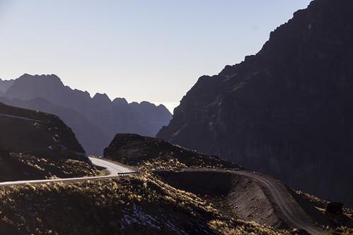 Carretera de los Yungas